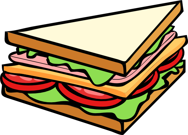 picture download Triangle free on dumielauxepices. Piece clipart sandwich