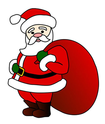 banner royalty free download Free s cliparts download. Santa clipart.