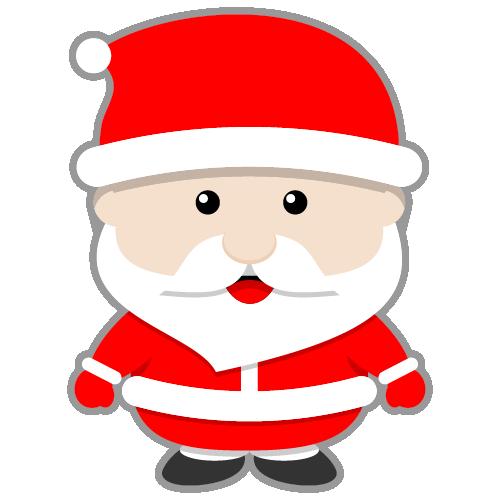 clip freeuse stock Santa clipart. Cute