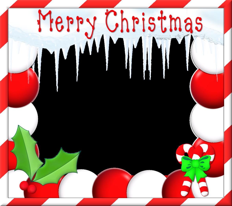 vector Free christmas clipart borders and frames. Santa cliparts download clip