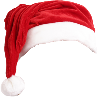 png library Christmas Santa Hat Two