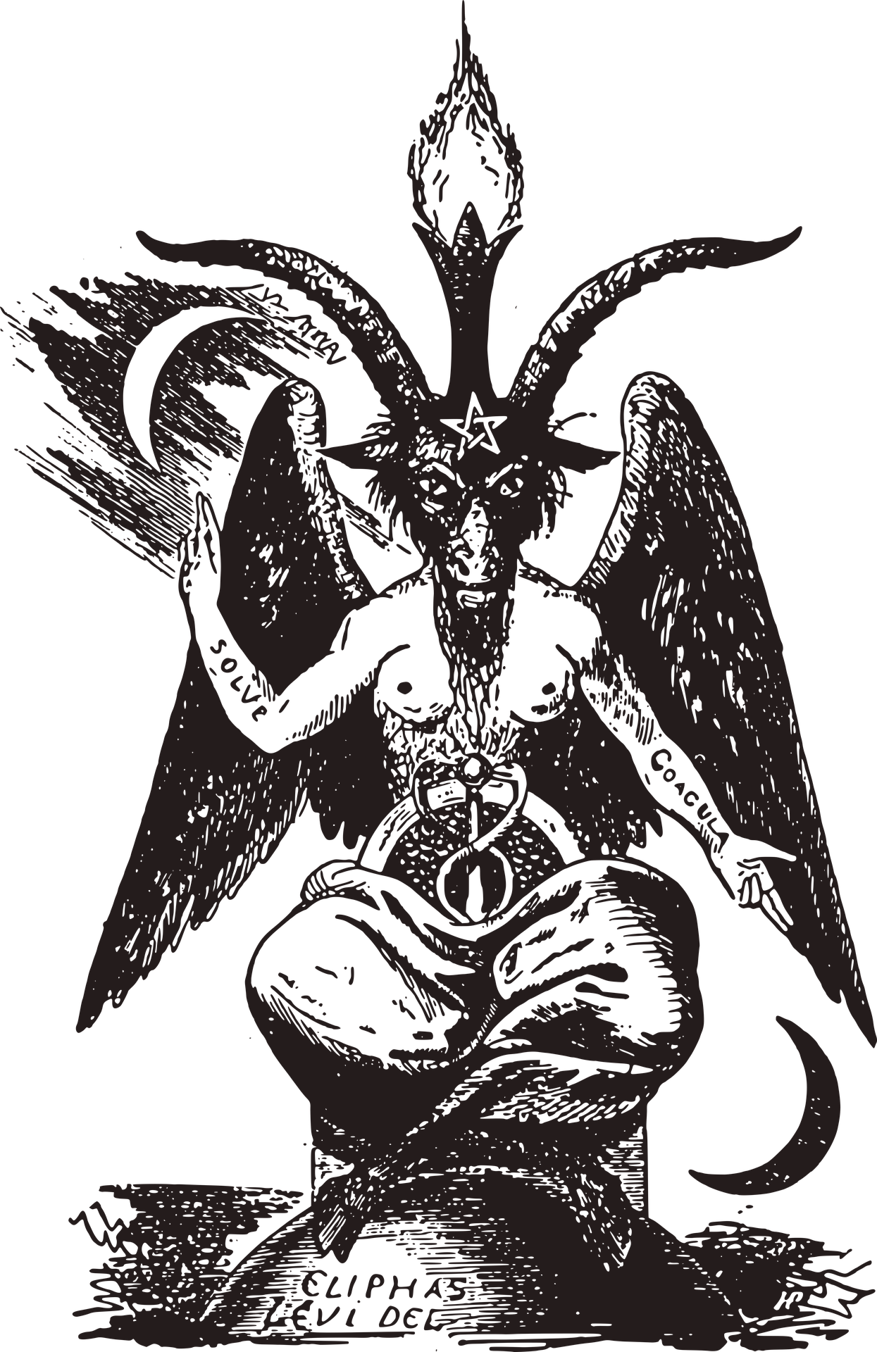 jpg Png satanic occult ritualistic. Satan transparent