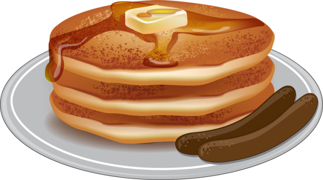 transparent Breakfast clipart pancake breakfast fundraiser. And sausage google search