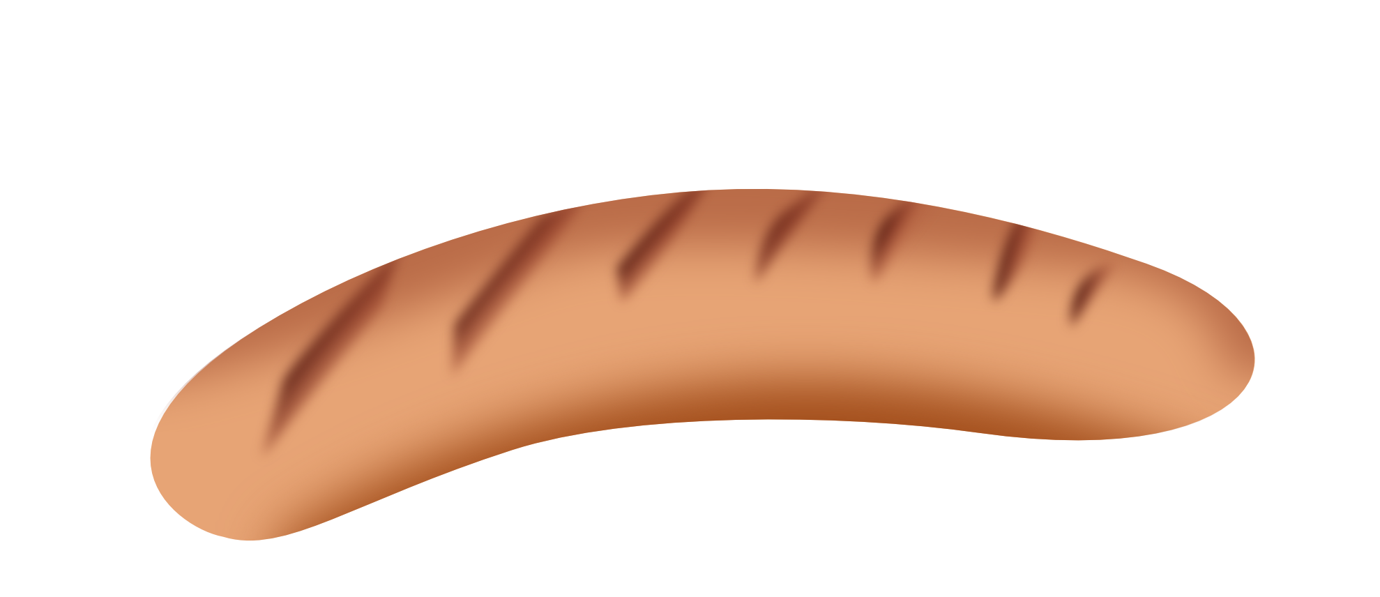 clipart freeuse library Sausage PNG images