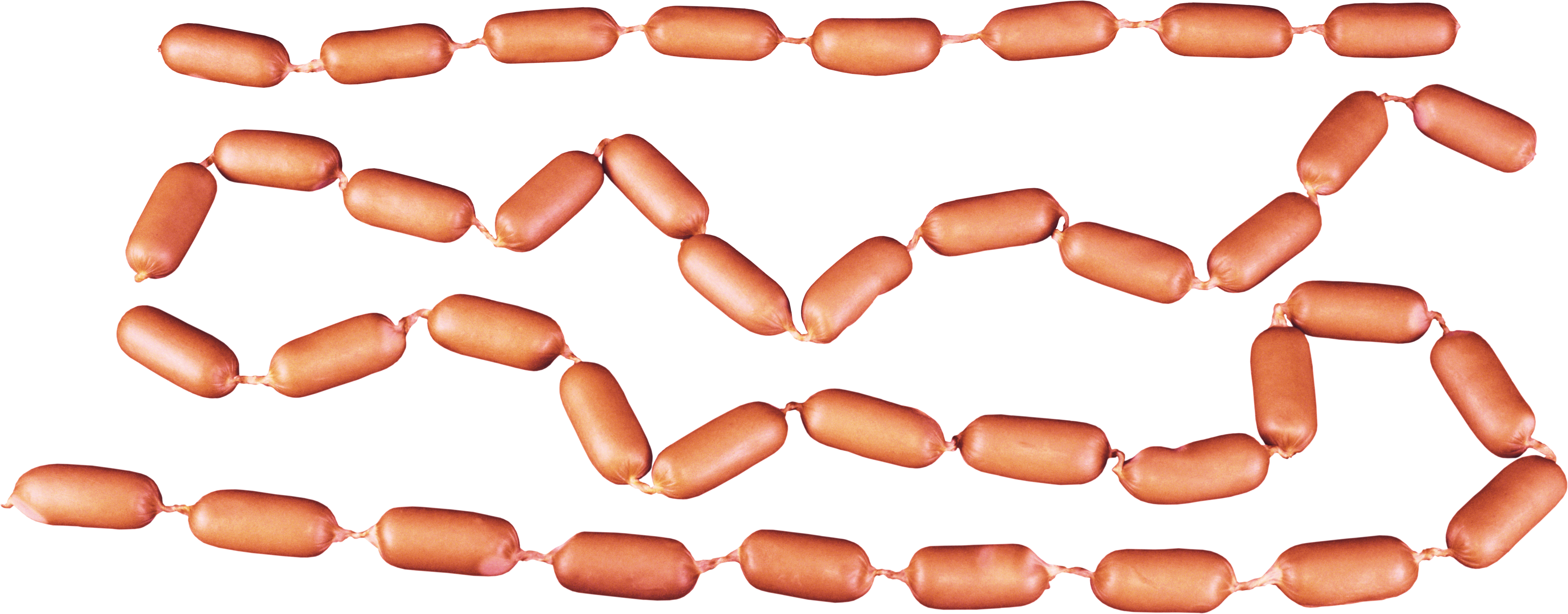 clip art freeuse stock Sausage Six