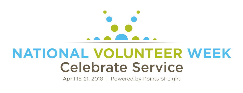 clipart royalty free Points of light national. Volunteering clipart recognition.