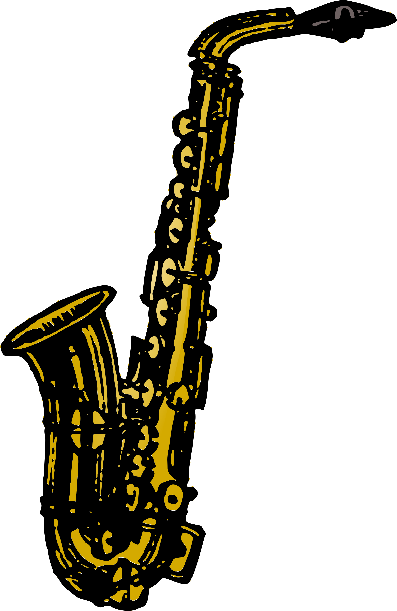 graphic download Basic big image png. Saxophone clipart