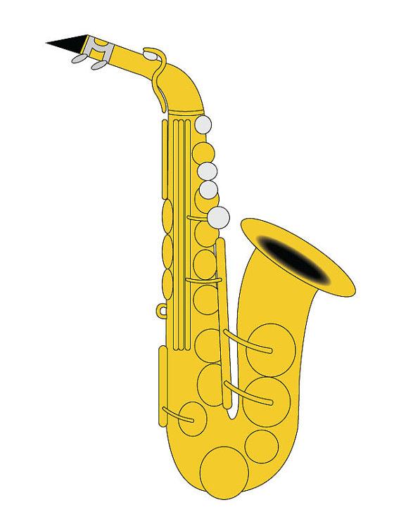 clip free library Clip art alto illustration. Saxophone clipart