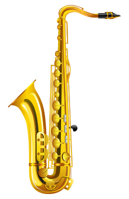 clip art library library Free cliparts download clip. Saxophone clipart
