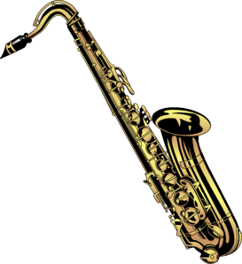 library Saxophone clipart. Clip art at clker