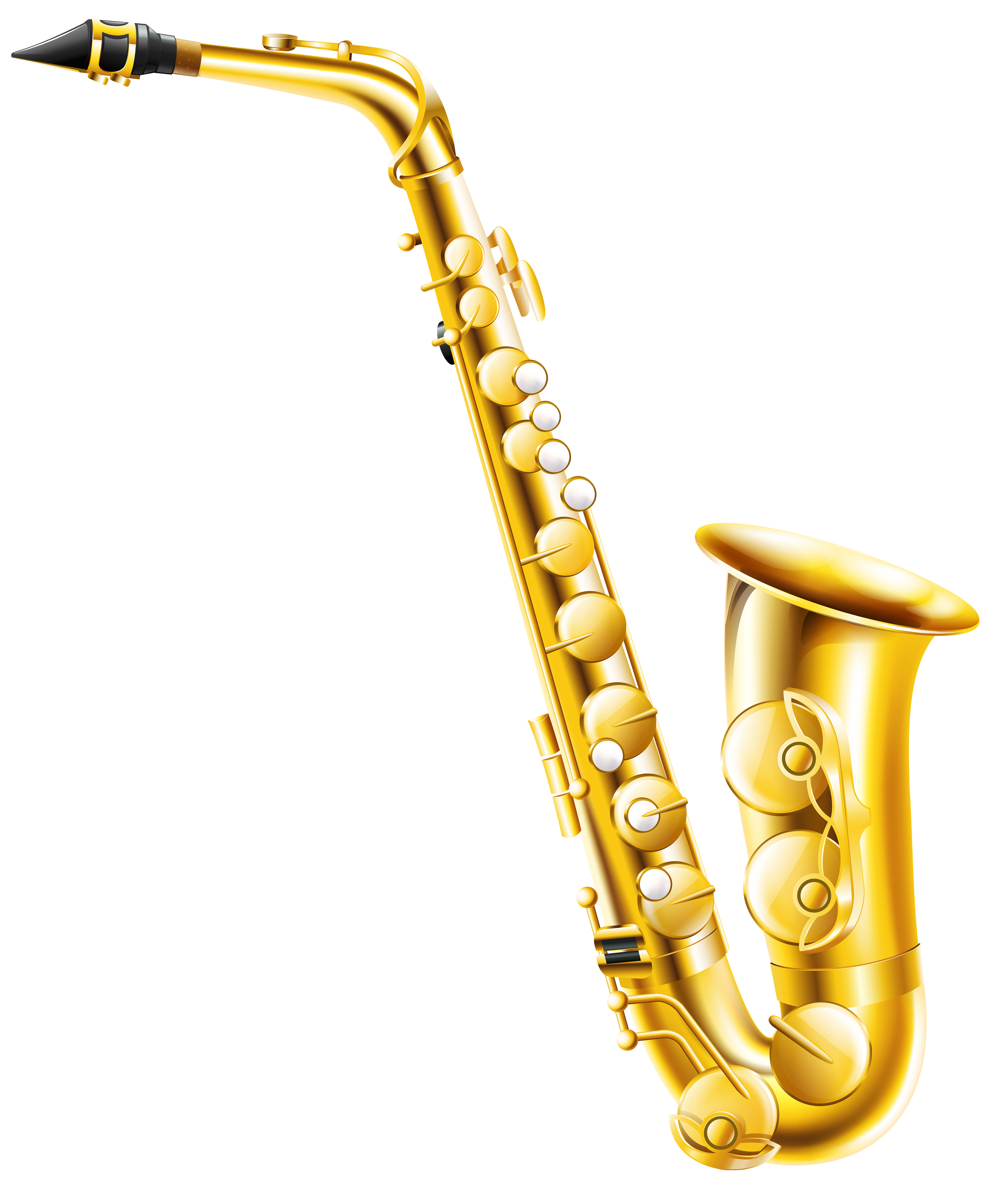 clip freeuse library Saxophone clipart. Transparent png gallery yopriceville