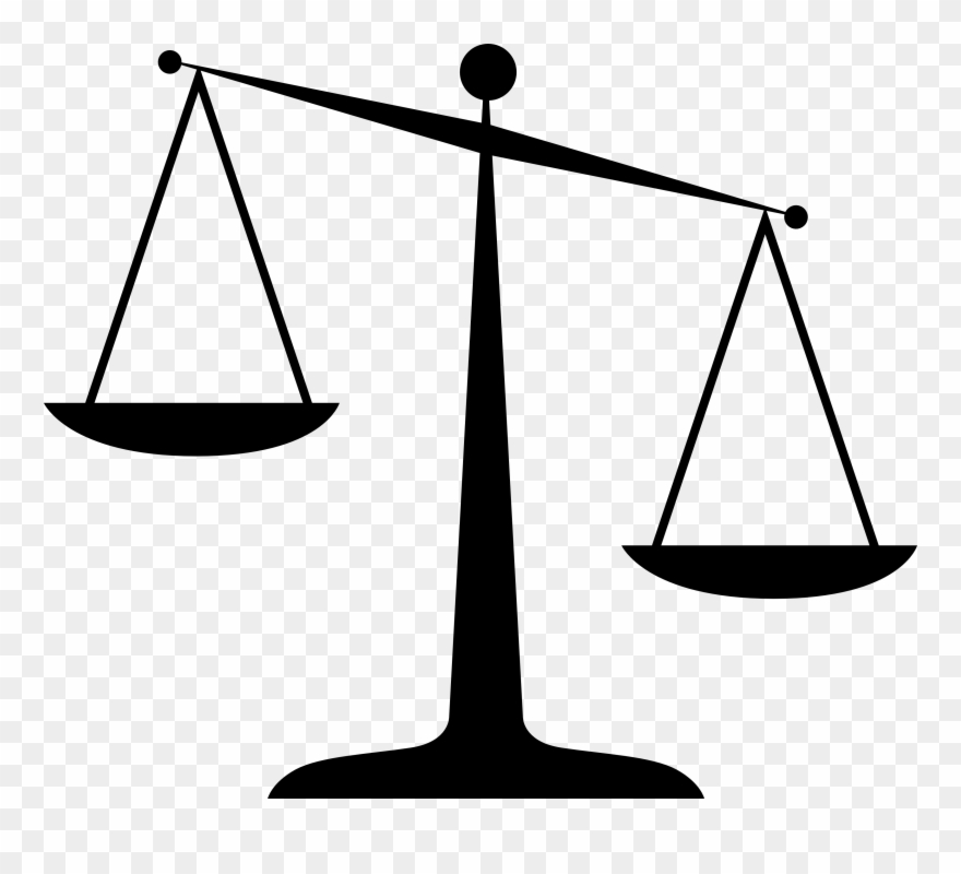 clip art freeuse library Attorney scale cliparts of. Scales clipart.