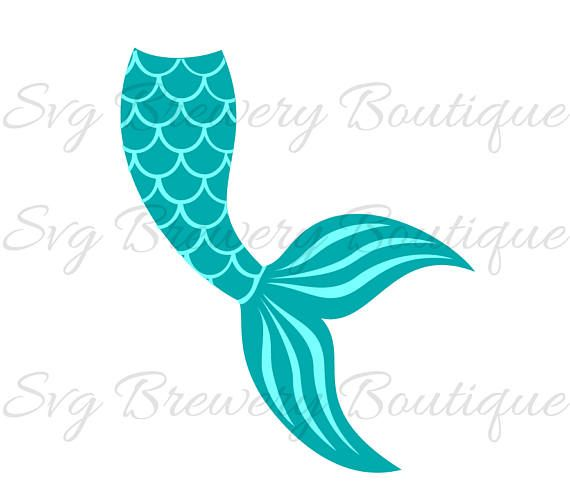 graphic stock Traceable x . Scales clipart mermaid tail