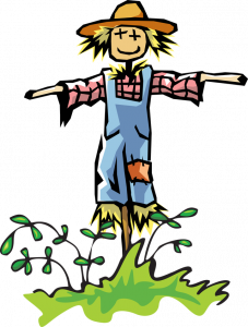 royalty free download Scarecrow clipart. Cartoon free image clipartix.