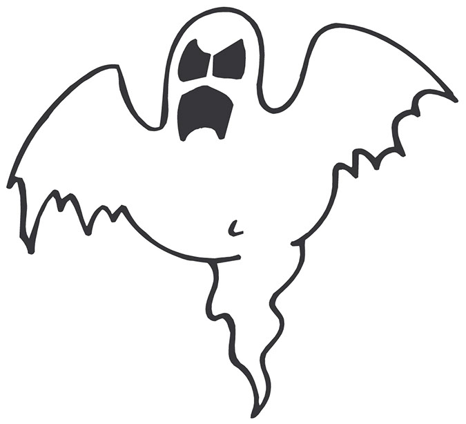 svg royalty free stock Scarey clipart. Free scary cliparts download.