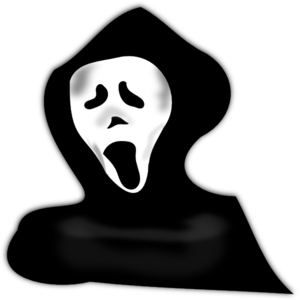 vector free library Scary clipart. Ghost clip art at