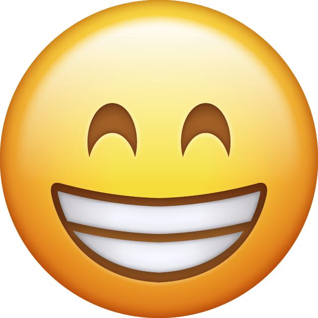 picture black and white stock Smiling clipart smile emoji. Png ile ilgili g