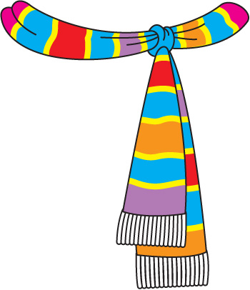 svg library Scarf clipart. Free cliparts download clip.