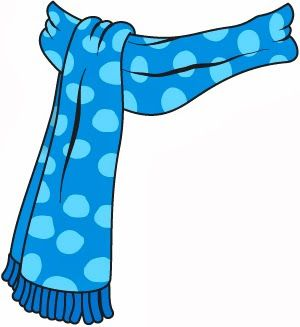 free download Clip art betiana picasa. Scarf clipart.
