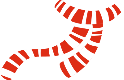 svg freeuse stock Christmas . Scarf clipart.