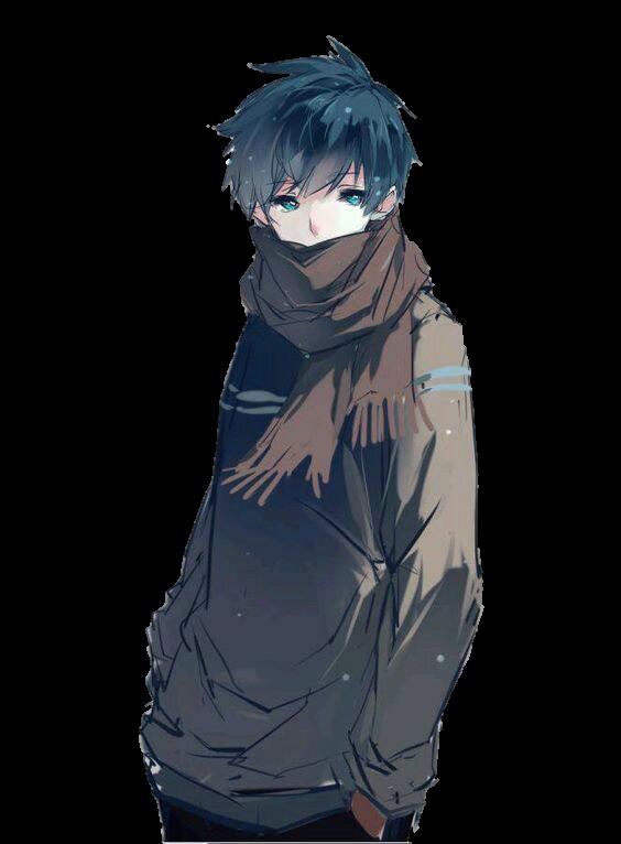 clip art Anime Boy