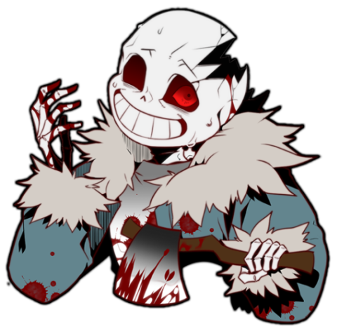picture free Sans fanart it s. Scary clipart marshmallow