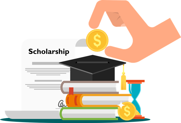 png free Scholarship clipart scholarship winner. Which exams in india