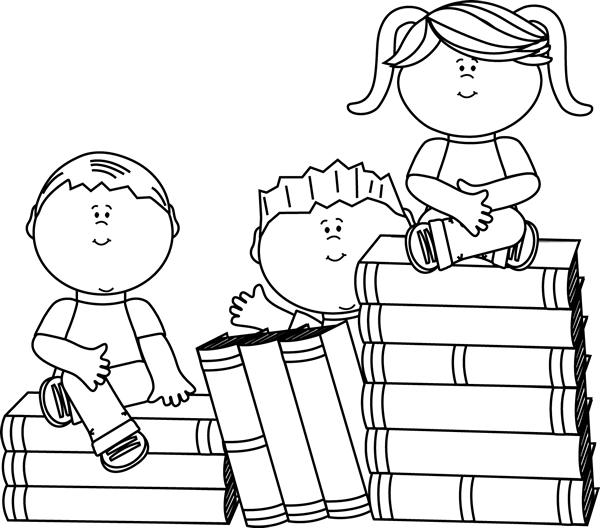 png library Cute for our wagging. Back to school clipart black and white