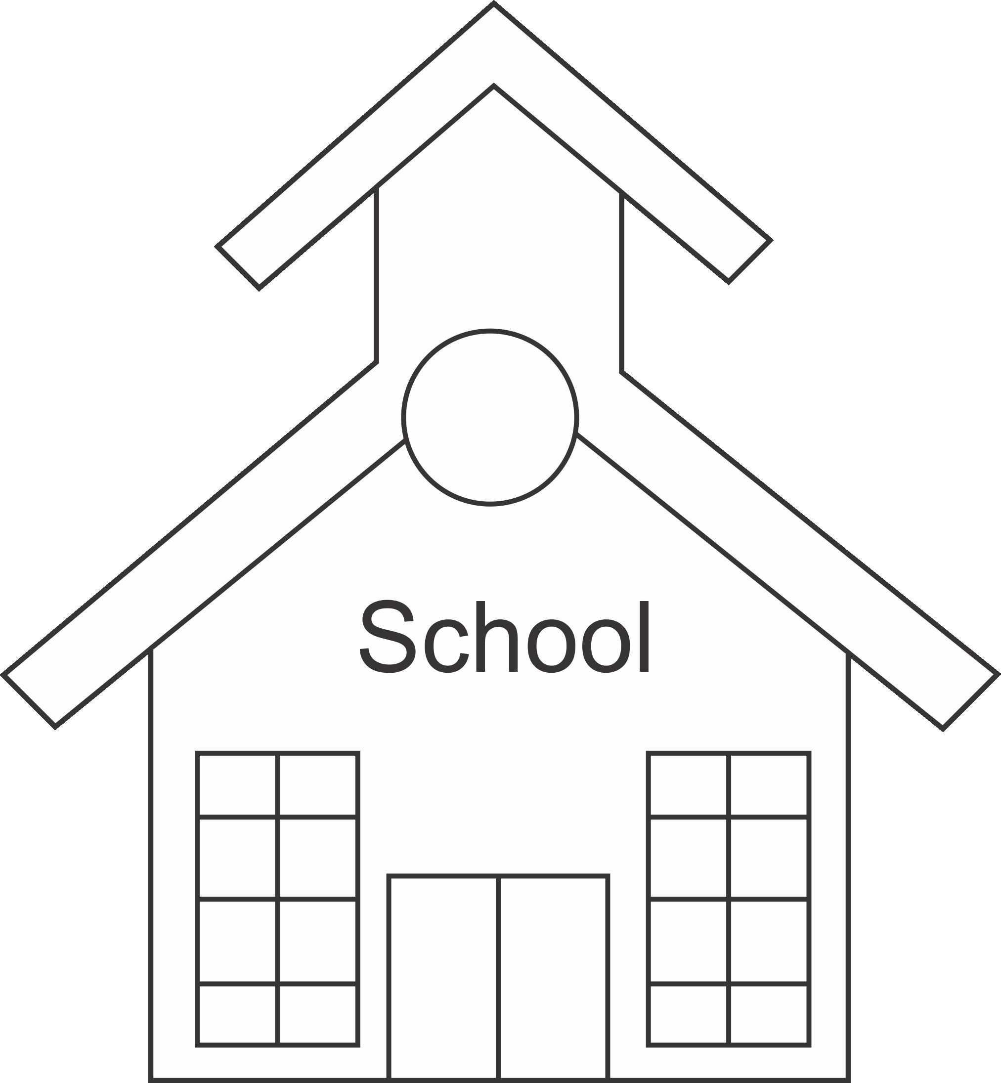 clip stock college vector school #92606101
