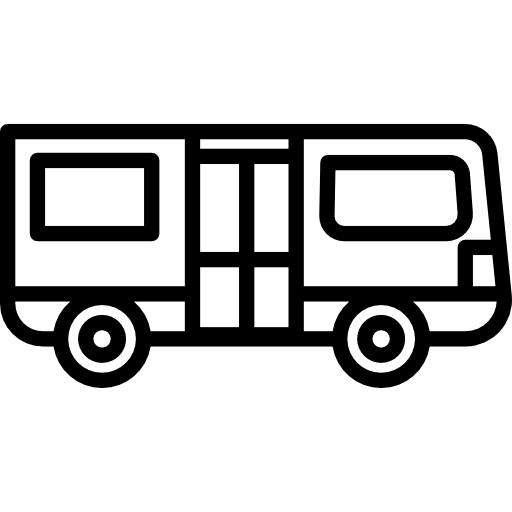 clip royalty free Travel public transport automobile. School bus black and white clipart