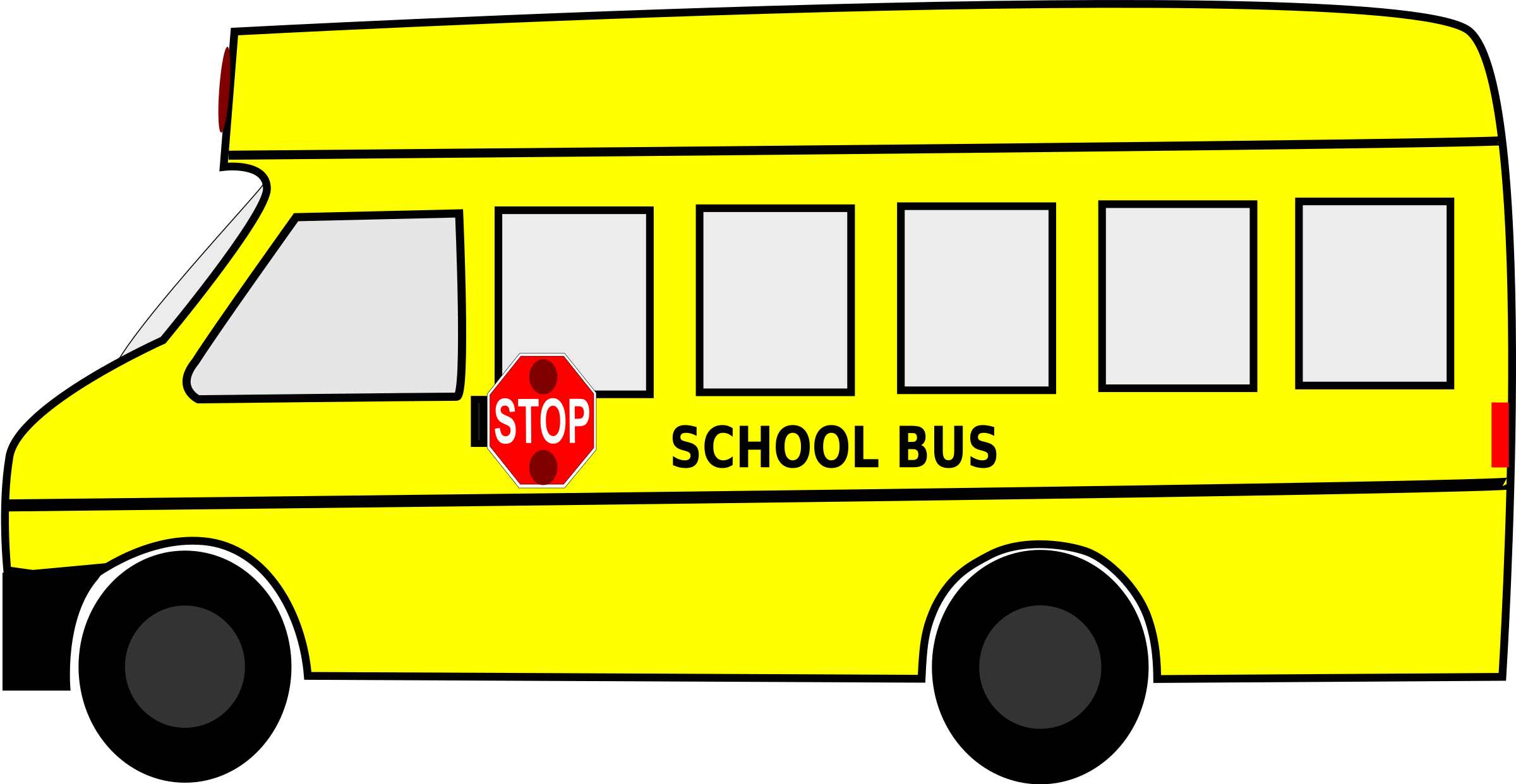 svg transparent download Icons free and downloads. School bus clipart png.