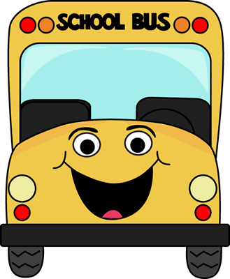 png freeuse download Cartoon School Bus Clip Art