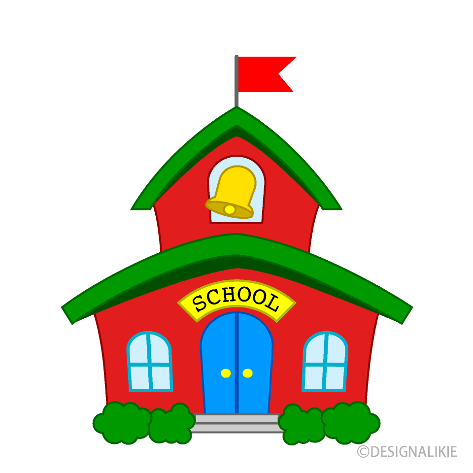 black and white stock Small free picture illustoon. School clipart.