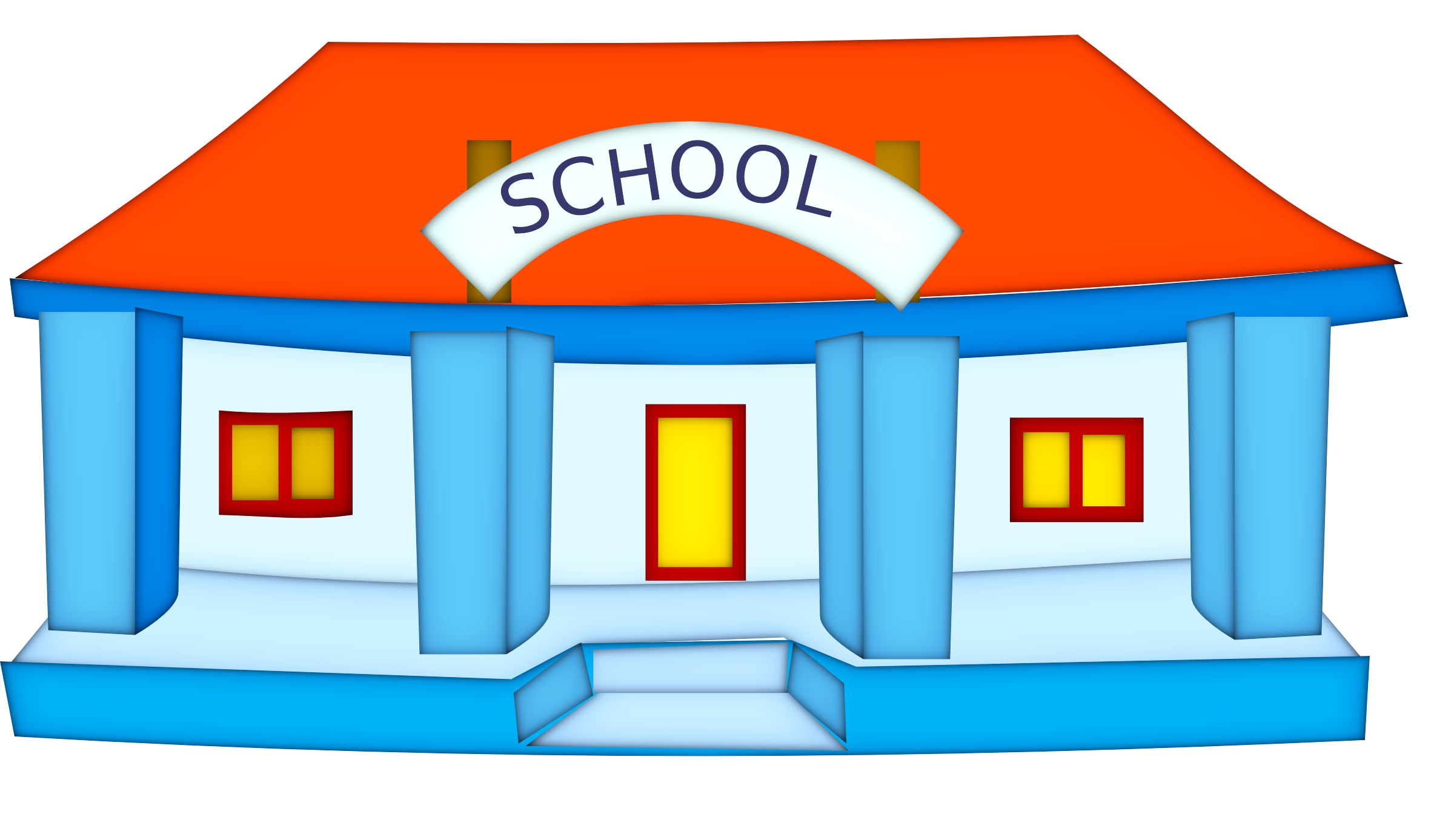 banner freeuse stock  collection of philippine. School clipart.