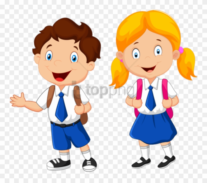 image royalty free download Free png download kids. School kid clipart