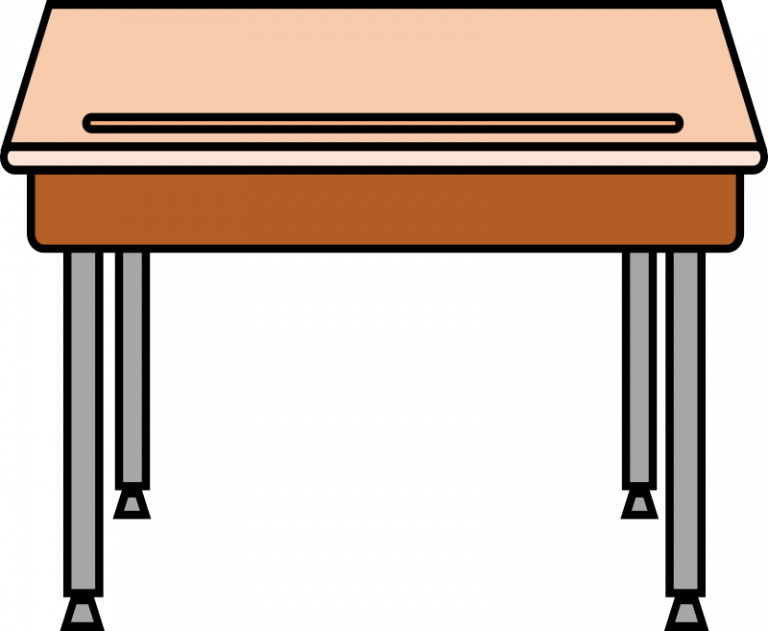graphic download School Table Clipart school table clipart