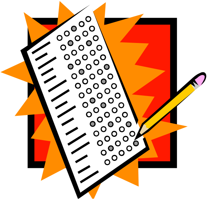 clipart free library Free standardized cliparts download. School testing clipart