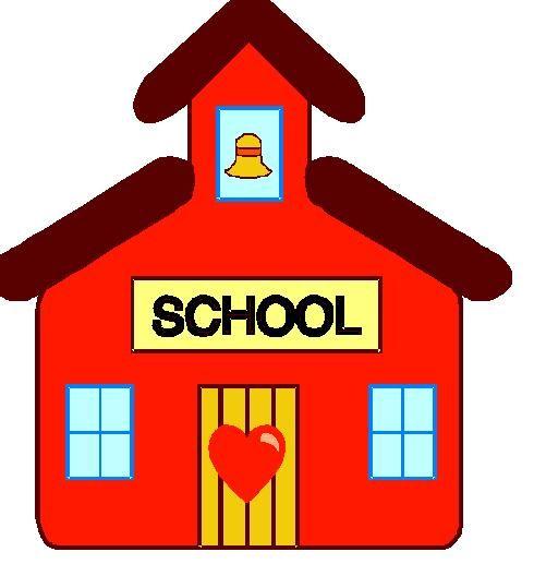 clipart transparent stock Schoolhouse clipart. School house images panda.