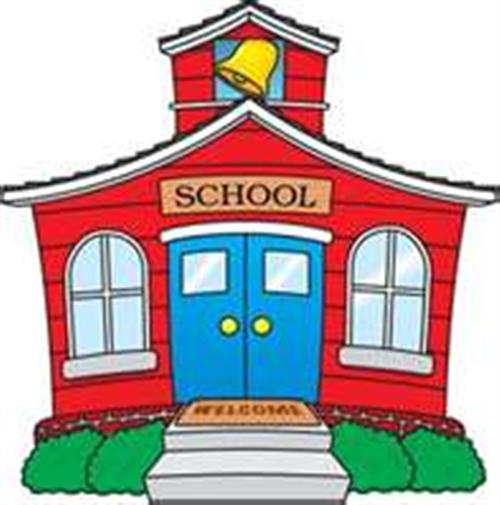 jpg freeuse library Schoolhouse clipart. School house images panda.