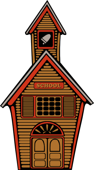 clip free Country School Clip Art at Clker