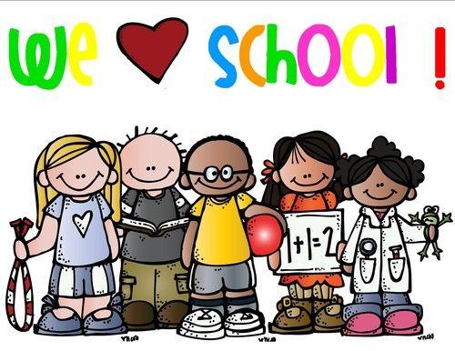 picture transparent Free school cliparts download. Melonheadz kids clipart.