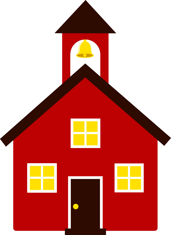 clip art download Schoolhouse Clipart