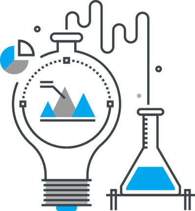 graphic black and white Data clipart science data