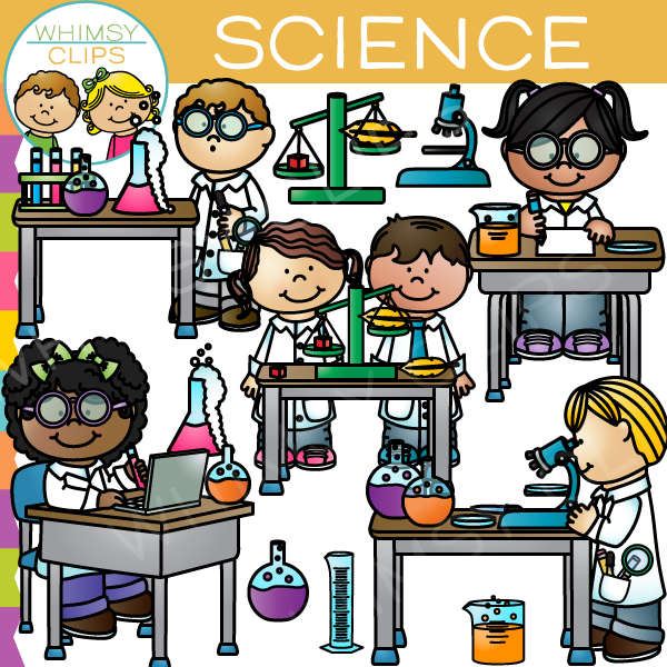 jpg black and white Clip art . Science lab clipart
