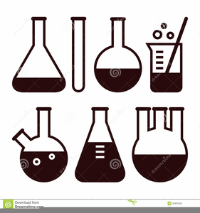 black and white library Of free images at. Science lab equipment clipart