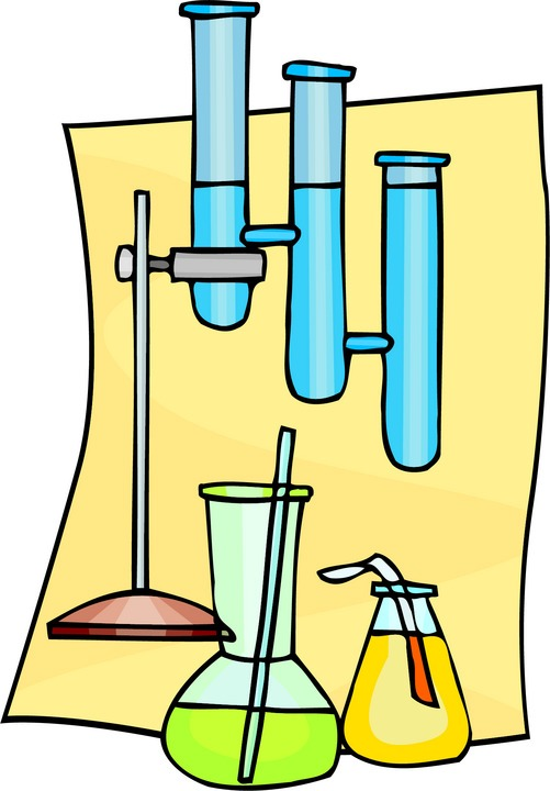 png black and white download Clip art library . Science lab materials clipart