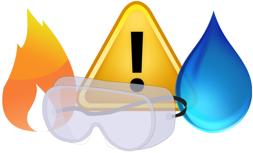 jpg library download Science lab safety clipart. Basics rules s t