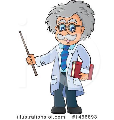 clip free Scientist clipart. Illustration by visekart .