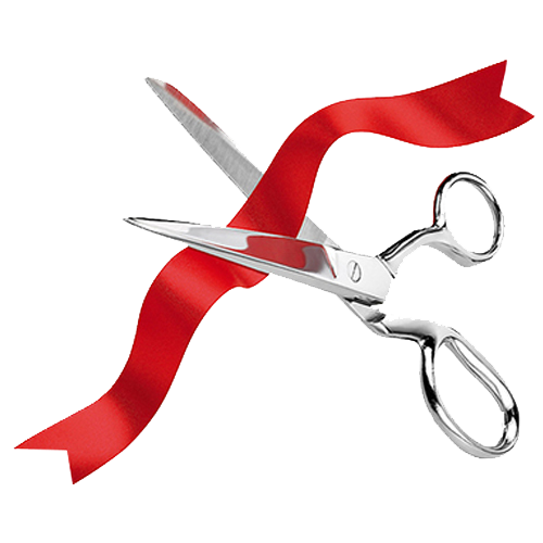 clip royalty free Ribbon Cutting
