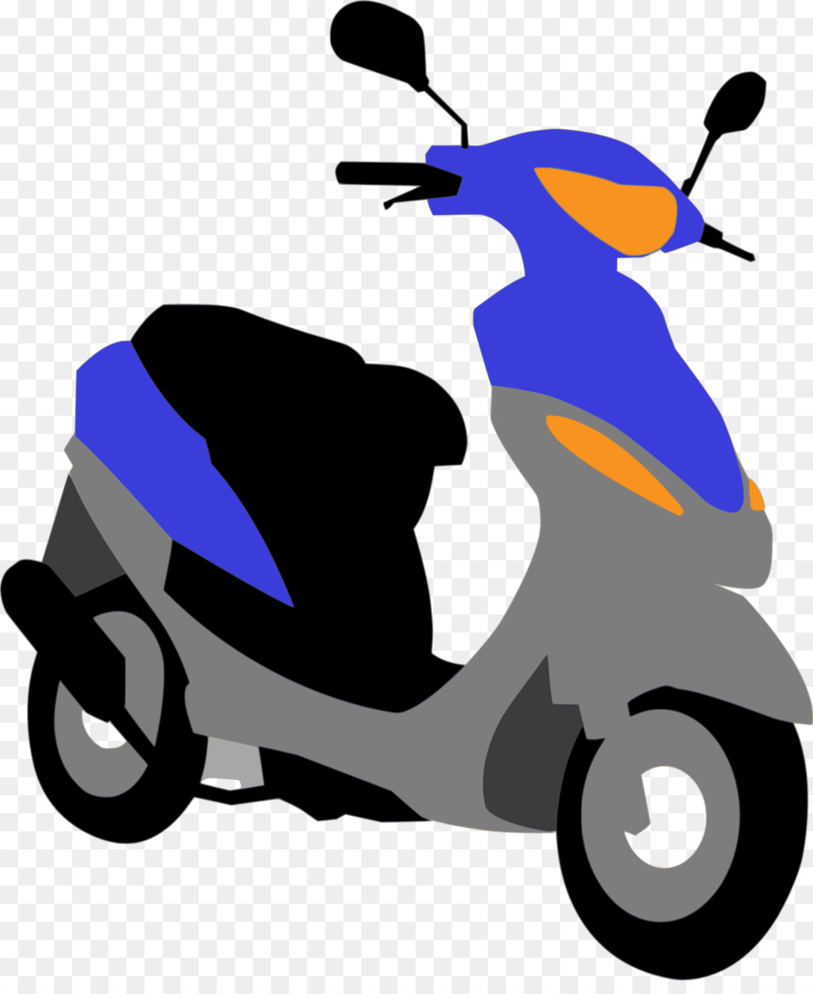 clipart freeuse download Car cartoon motorcycle product. Scooter clipart motor vehicle